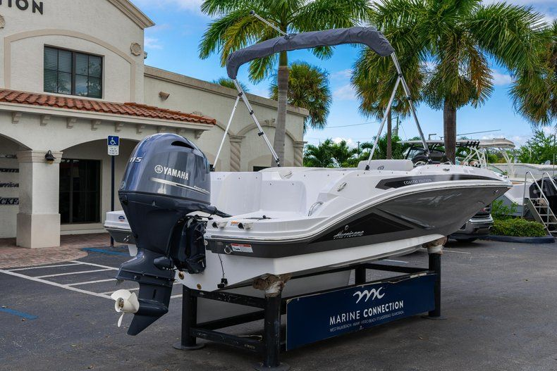 Thumbnail 7 for New 2020 Hurricane SS 185 OB boat for sale in Miami, FL