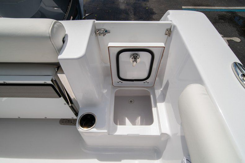 Thumbnail 12 for New 2020 Sportsman Open 232 Center Console boat for sale in West Palm Beach, FL