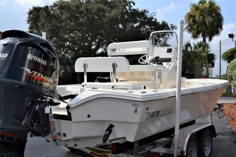 Thumbnail 5 for New 2020 Pathfinder 2300 HPS Bay Boat boat for sale in Vero Beach, FL