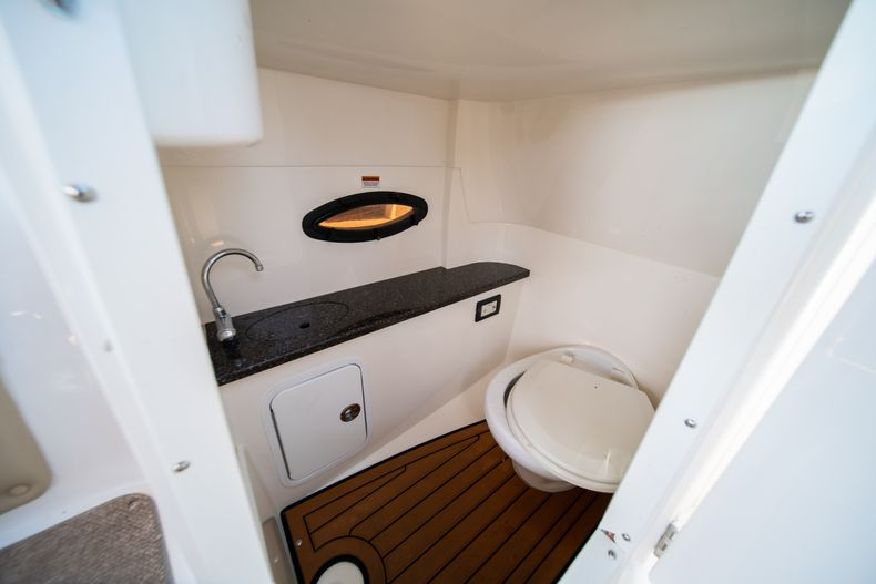 Thumbnail 26 for Used 2016 Hurricane SunDeck SD 2486 OB boat for sale in West Palm Beach, FL