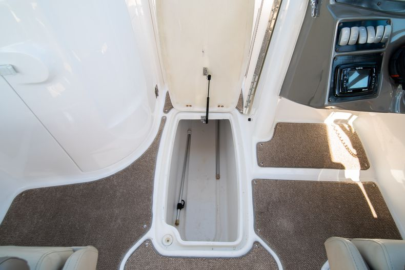Thumbnail 34 for Used 2016 Hurricane SunDeck SD 2486 OB boat for sale in West Palm Beach, FL