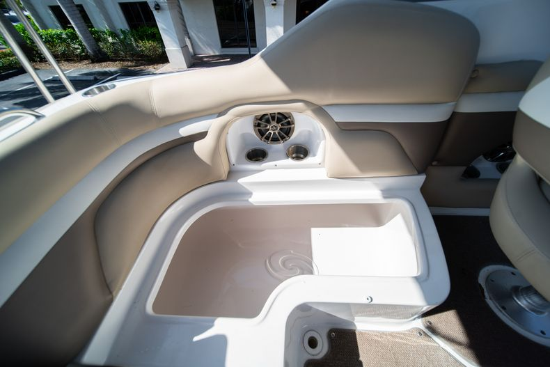 Thumbnail 14 for Used 2016 Hurricane SunDeck SD 2486 OB boat for sale in West Palm Beach, FL