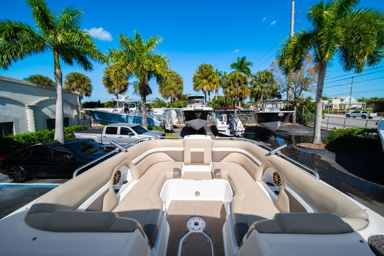 Thumbnail 38 for Used 2016 Hurricane SunDeck SD 2486 OB boat for sale in West Palm Beach, FL