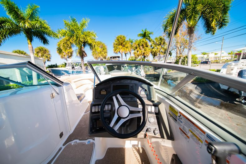 Thumbnail 17 for Used 2016 Hurricane SunDeck SD 2486 OB boat for sale in West Palm Beach, FL