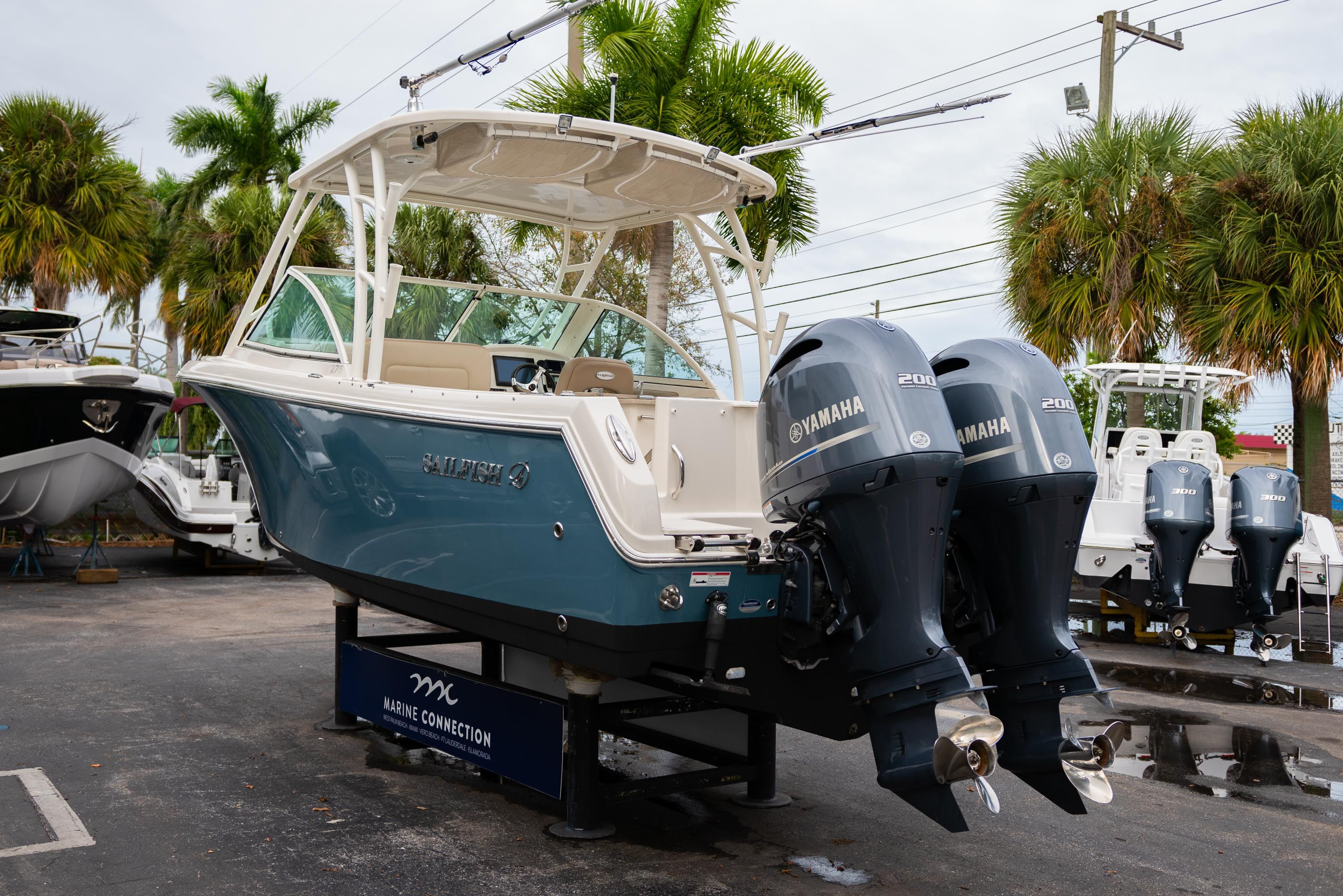 Thumbnail 5 for Used 2017 Sailfish 275 Dual Console boat for sale in West Palm Beach, FL