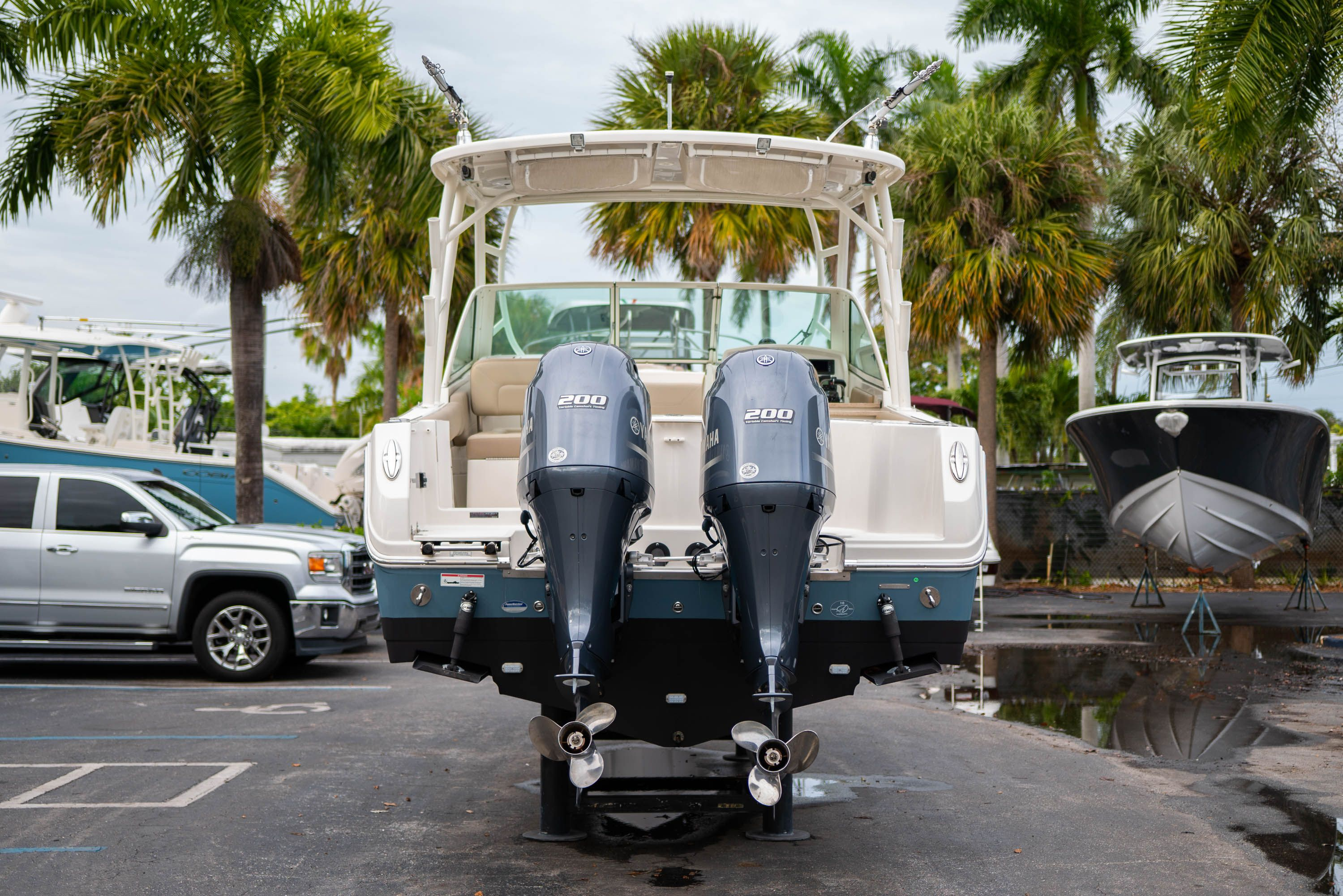Thumbnail 6 for Used 2017 Sailfish 275 Dual Console boat for sale in West Palm Beach, FL