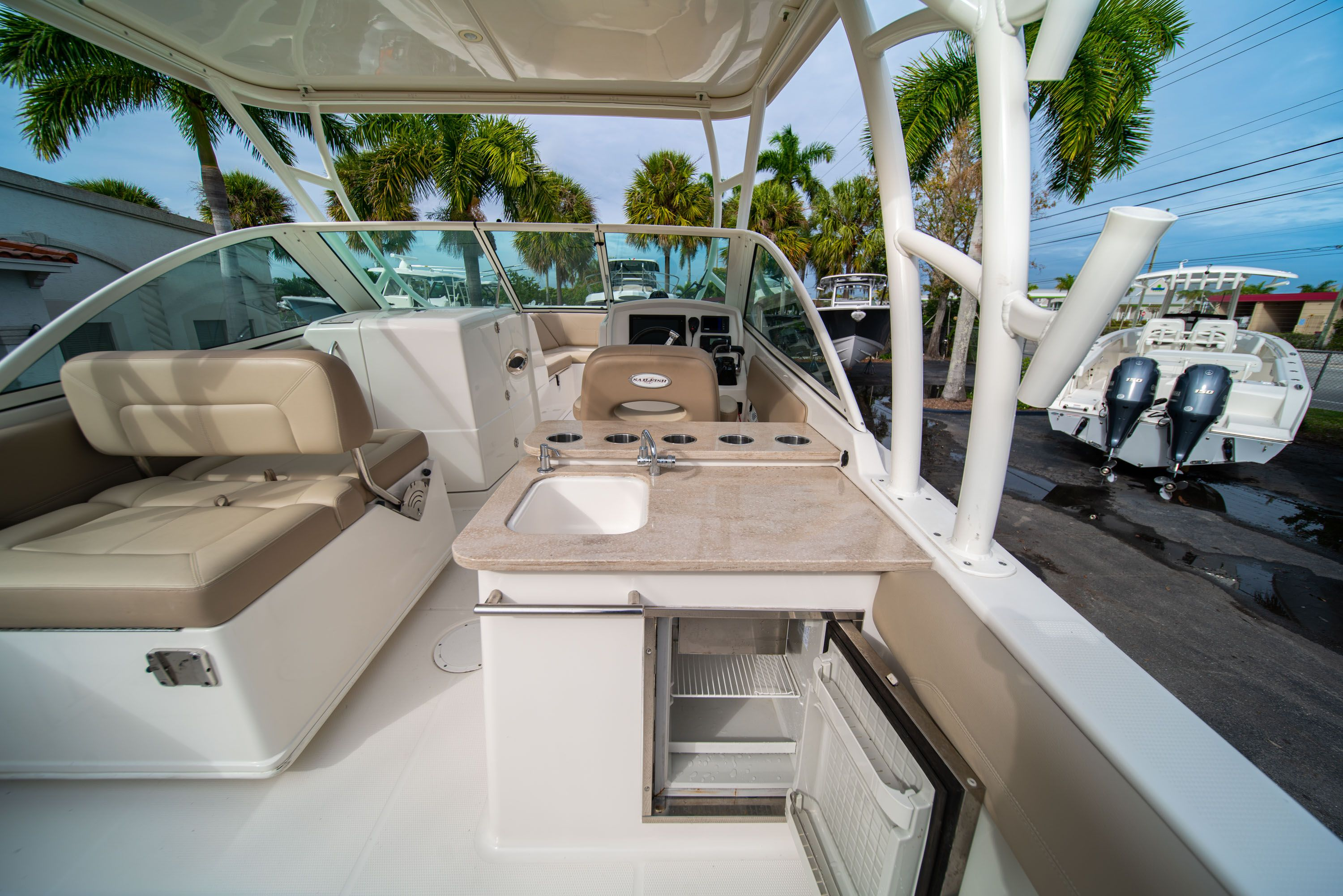 Thumbnail 27 for Used 2017 Sailfish 275 Dual Console boat for sale in West Palm Beach, FL