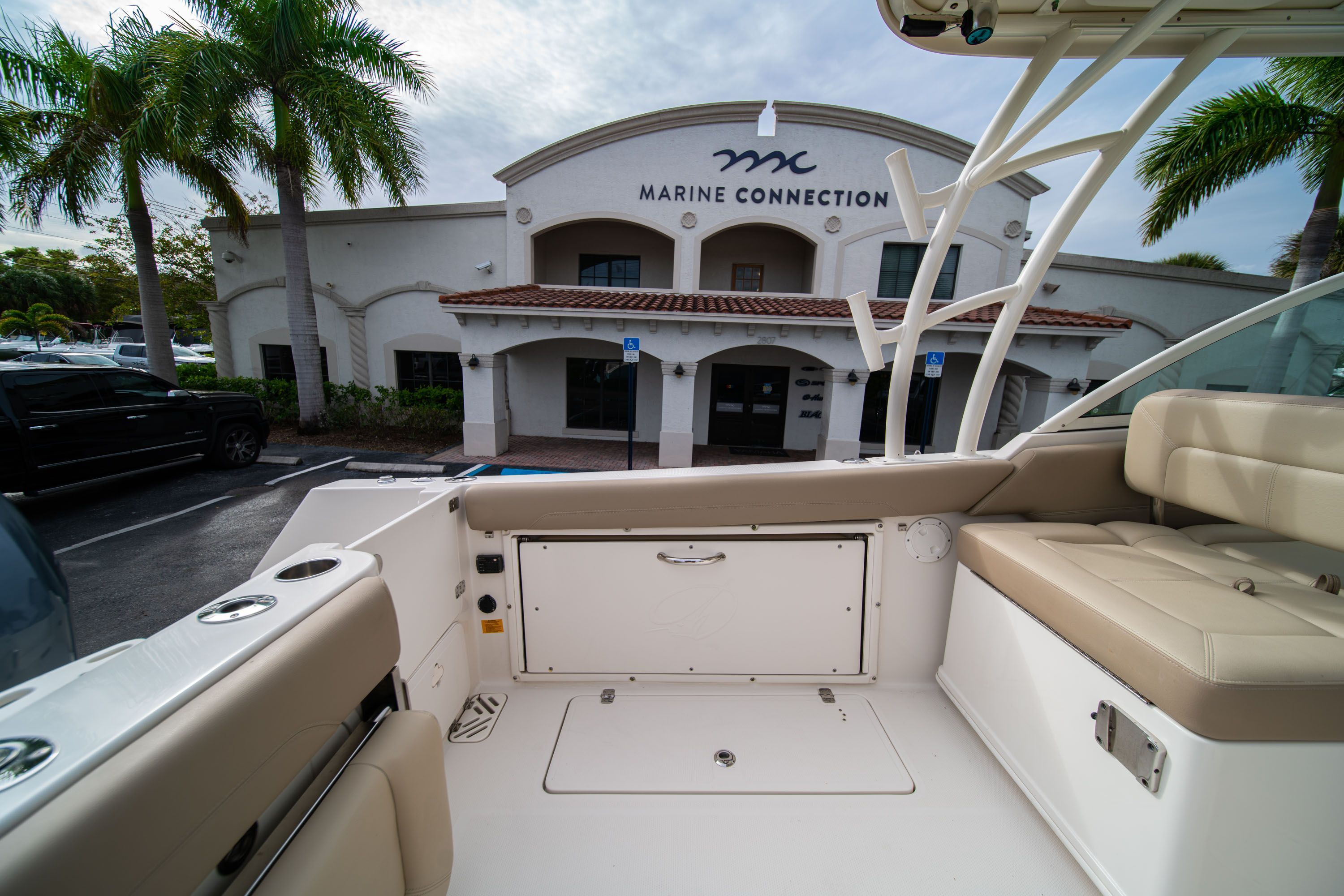 Thumbnail 22 for Used 2017 Sailfish 275 Dual Console boat for sale in West Palm Beach, FL