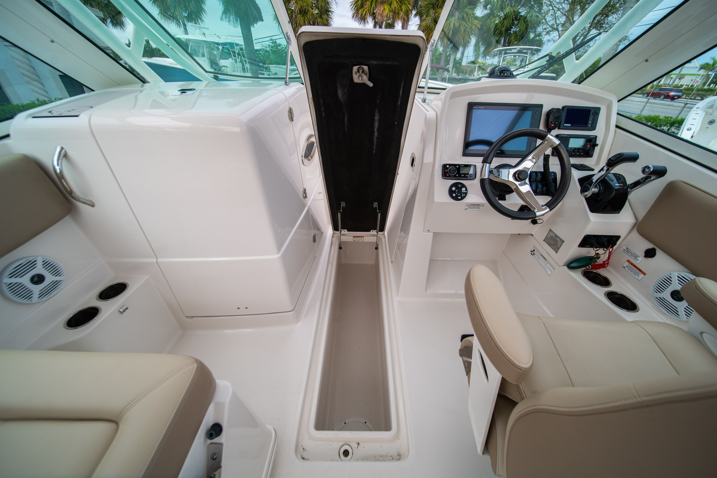 Thumbnail 47 for Used 2017 Sailfish 275 Dual Console boat for sale in West Palm Beach, FL