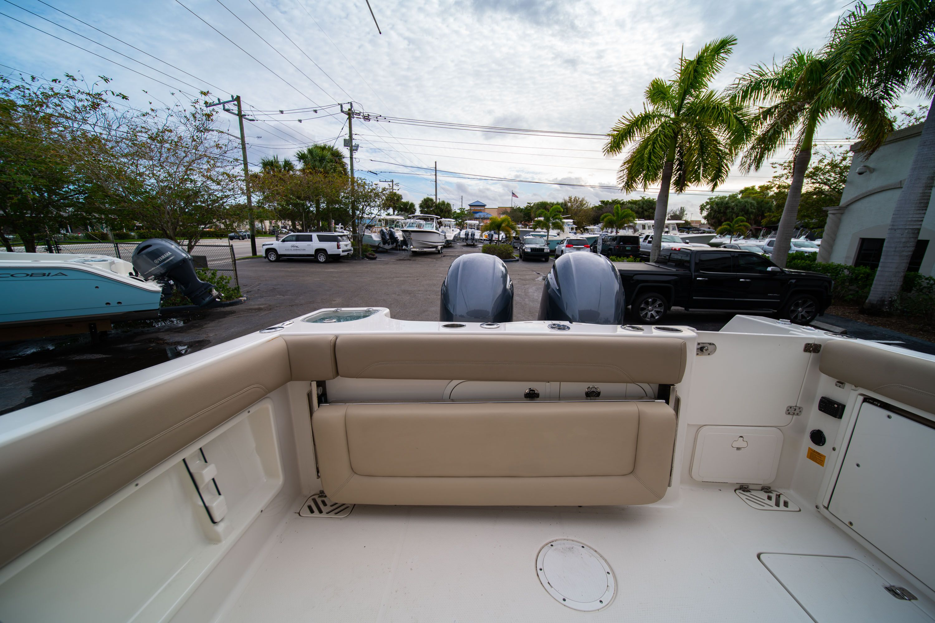 Thumbnail 15 for Used 2017 Sailfish 275 Dual Console boat for sale in West Palm Beach, FL