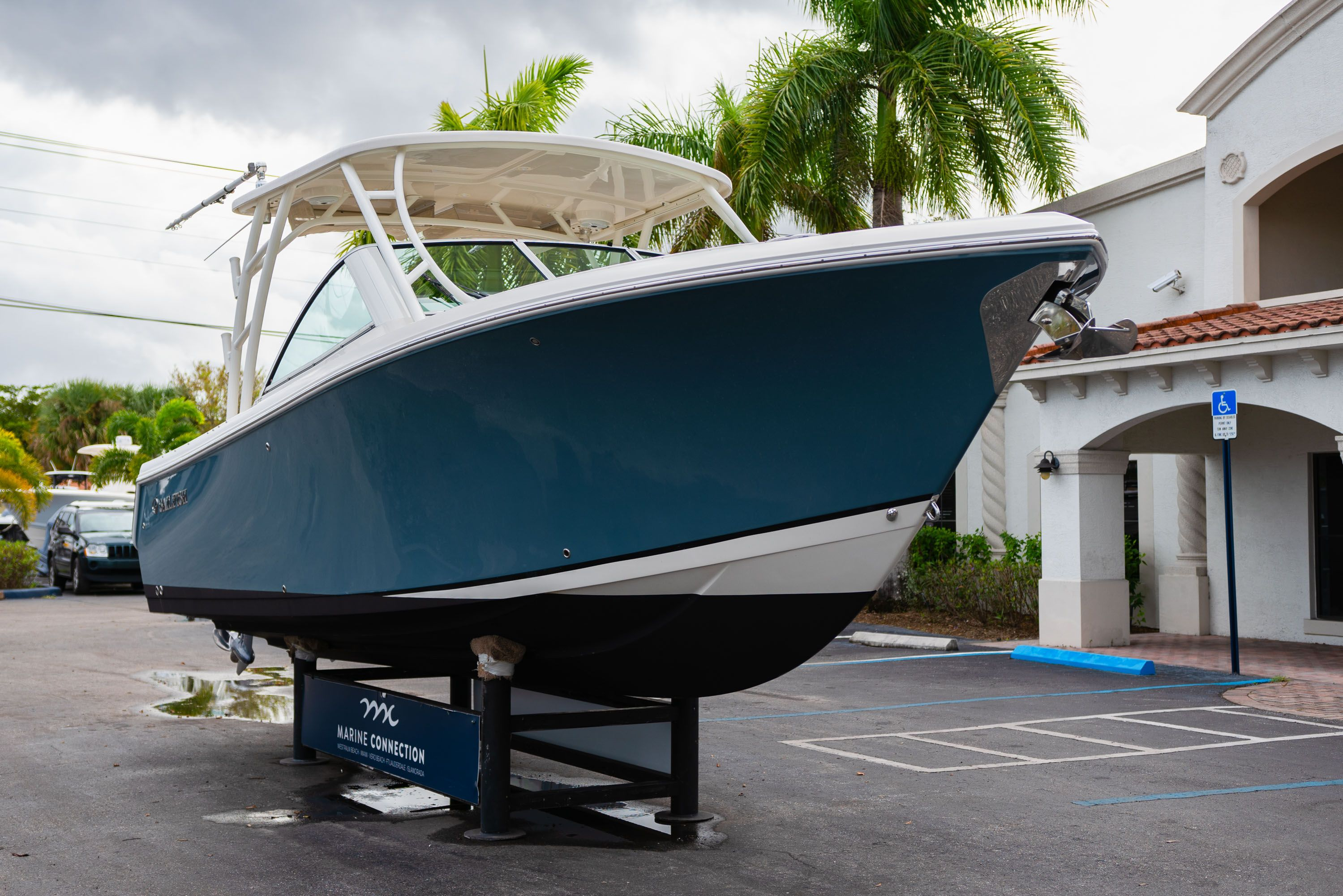 Thumbnail 1 for Used 2017 Sailfish 275 Dual Console boat for sale in West Palm Beach, FL