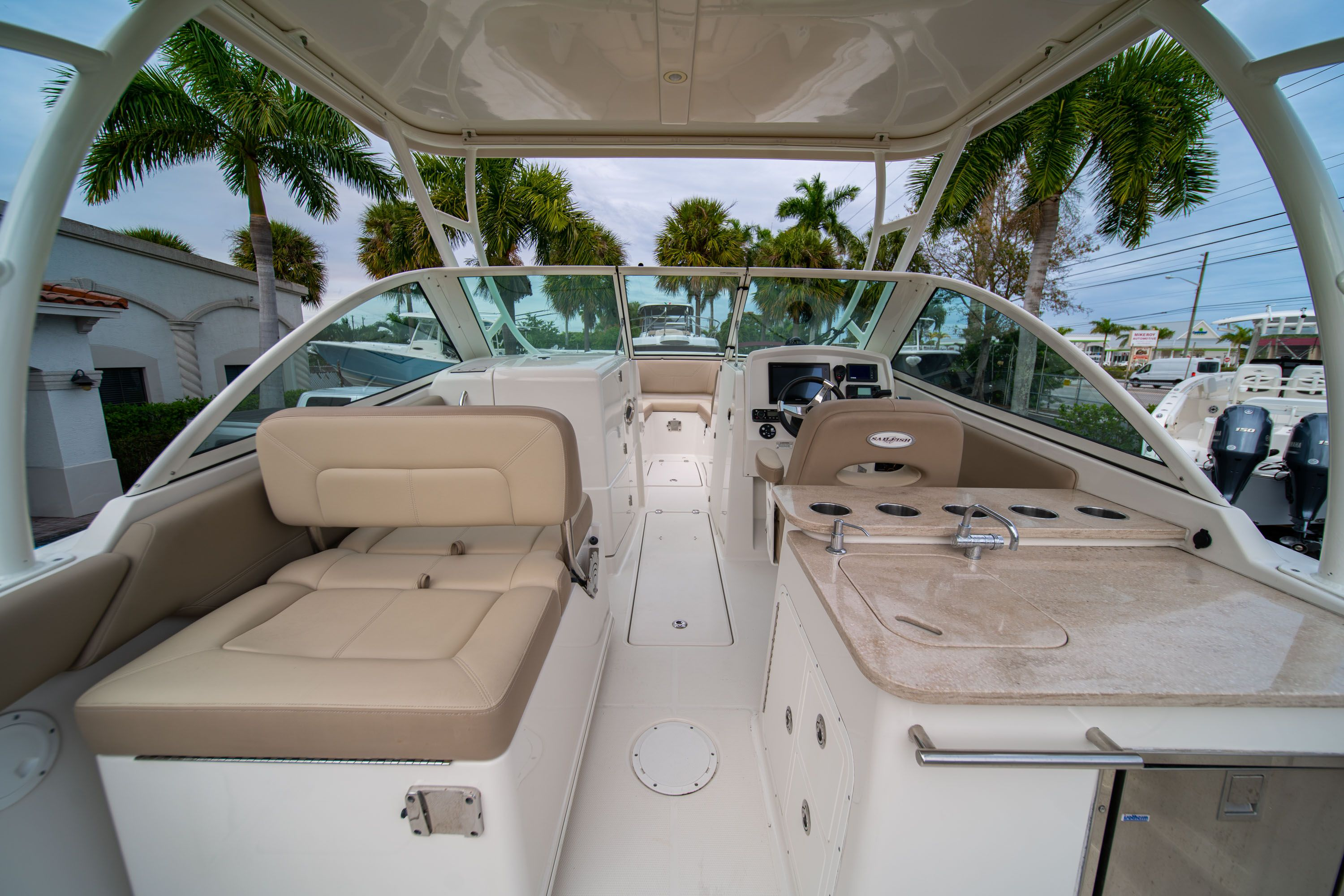 Thumbnail 25 for Used 2017 Sailfish 275 Dual Console boat for sale in West Palm Beach, FL