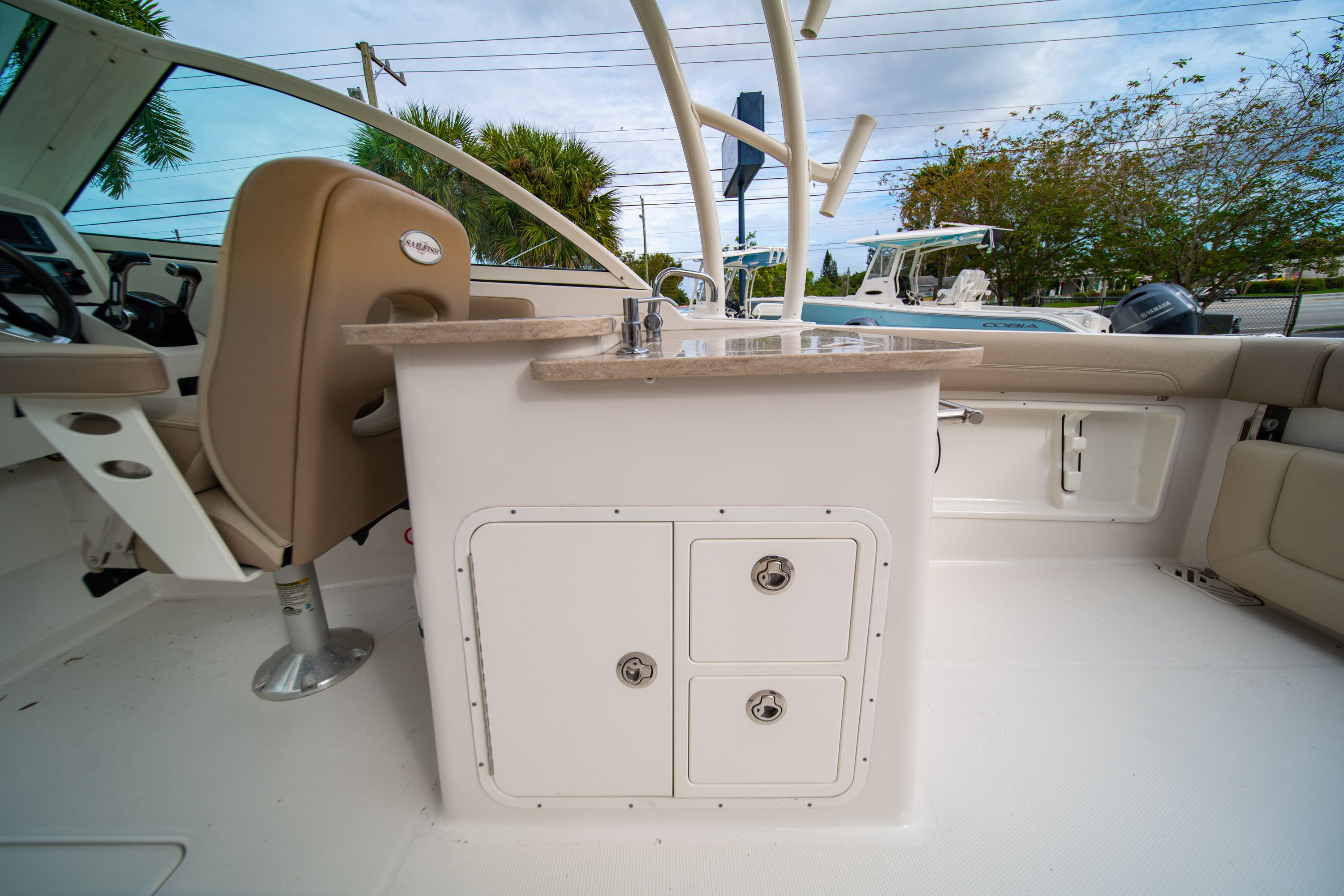 Thumbnail 30 for Used 2017 Sailfish 275 Dual Console boat for sale in West Palm Beach, FL