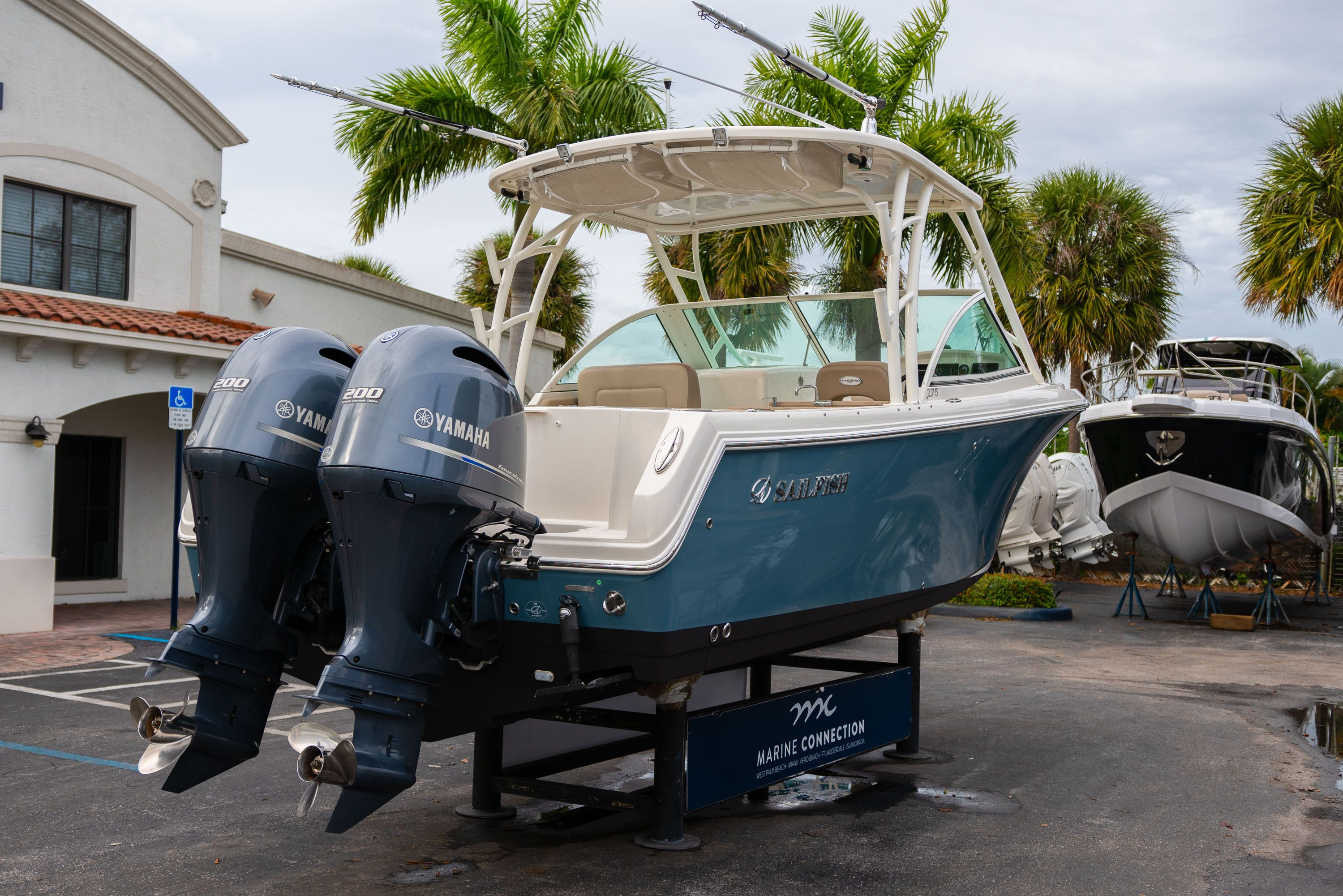 Thumbnail 7 for Used 2017 Sailfish 275 Dual Console boat for sale in West Palm Beach, FL