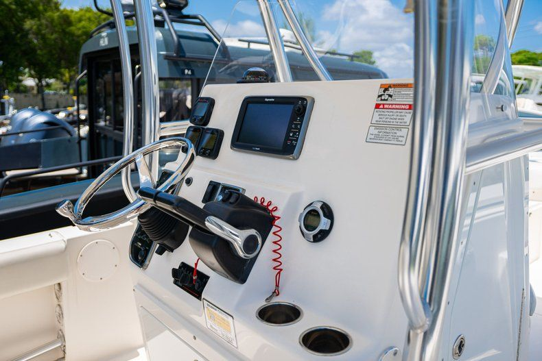 Thumbnail 8 for Used 2013 Cobia 256 Center Console boat for sale in West Palm Beach, FL