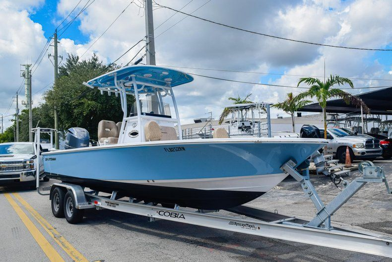 Thumbnail 1 for Used 2019 Sportsman Masters 247 Bay Boat boat for sale in Miami, FL