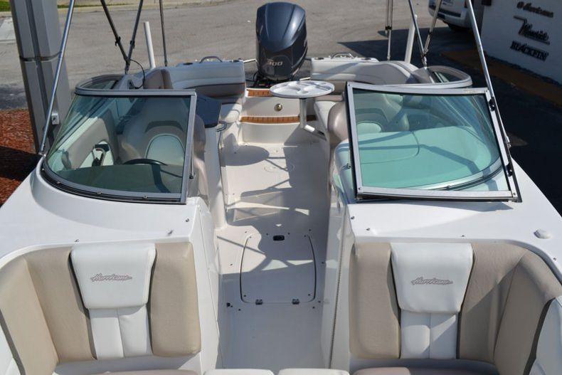 Thumbnail 20 for Used 2014 Hurricane SunDeck SD 2690 OB boat for sale in Vero Beach, FL