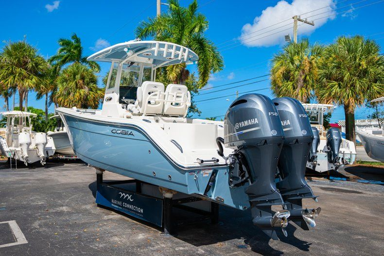 Thumbnail 5 for New 2020 Cobia 262 CC Center Console boat for sale in West Palm Beach, FL
