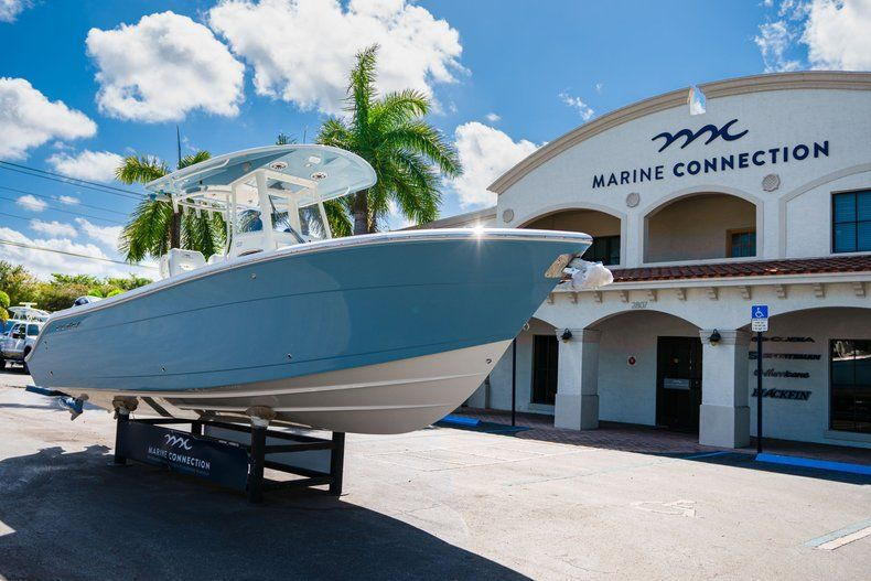 Image 1 for 2020 Cobia 262 CC Center Console in West Palm Beach, FL