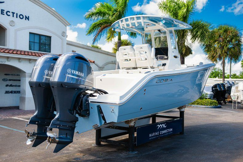 Image 7 for 2020 Cobia 262 CC Center Console in West Palm Beach, FL