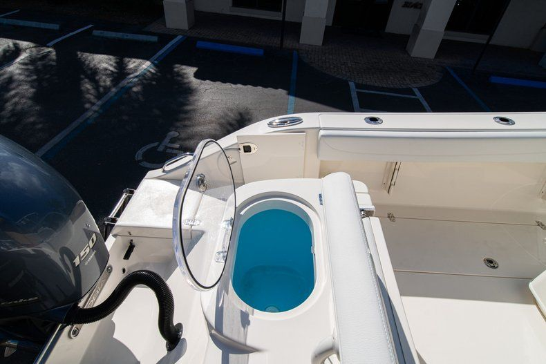 Image 9 for 2020 Cobia 262 CC Center Console in West Palm Beach, FL