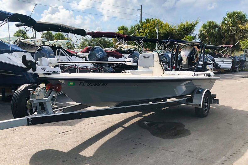 Thumbnail 1 for Used 2019 Maverick 18 HPX-V boat for sale in West Palm Beach, FL