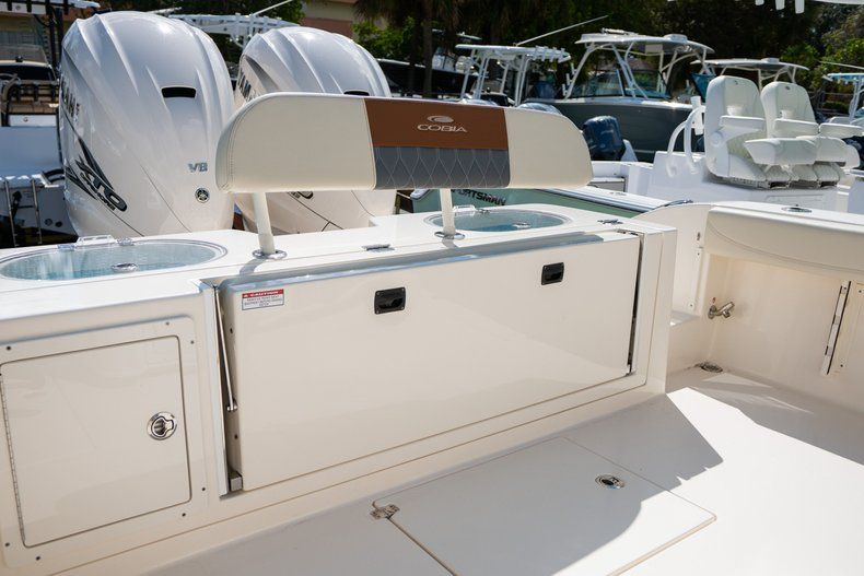 Thumbnail 6 for New 2020 Cobia 350 CC Center Console boat for sale in West Palm Beach, FL