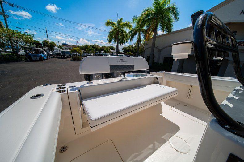 Thumbnail 10 for New 2020 Cobia 262 CC Center Console boat for sale in Miami, FL
