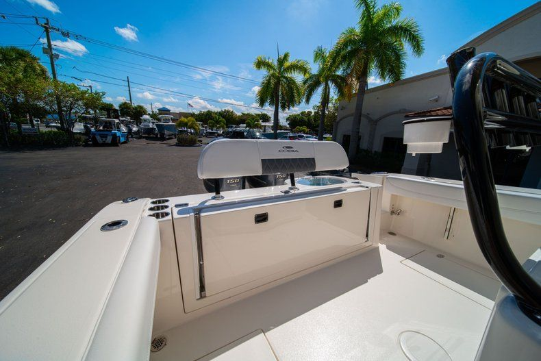 Thumbnail 9 for New 2020 Cobia 262 CC Center Console boat for sale in West Palm Beach, FL