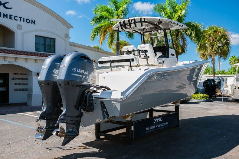 Thumbnail 7 for New 2020 Cobia 262 CC Center Console boat for sale in Miami, FL