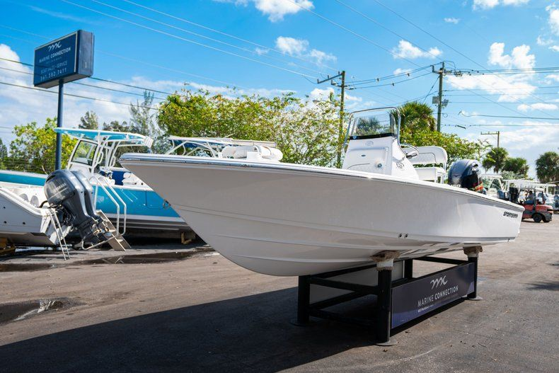 Thumbnail 3 for New 2020 Sportsman Tournament 214 SBX Bay Boat boat for sale in West Palm Beach, FL