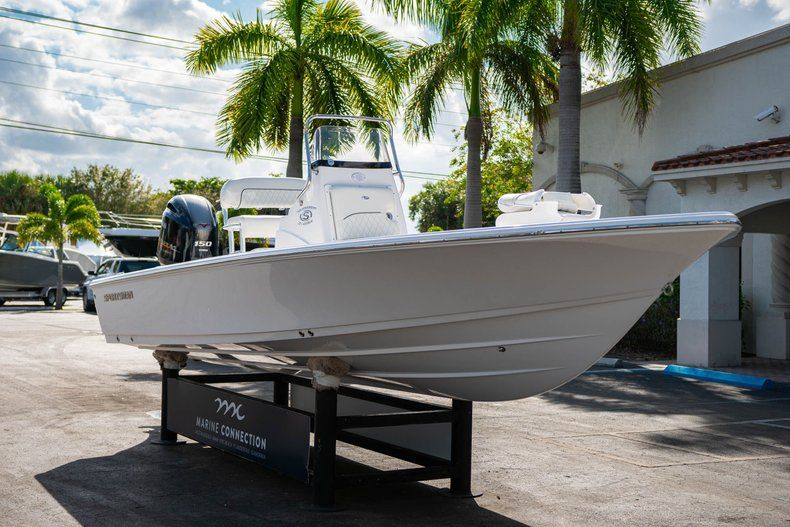 Thumbnail 1 for New 2020 Sportsman Tournament 214 SBX Bay Boat boat for sale in West Palm Beach, FL