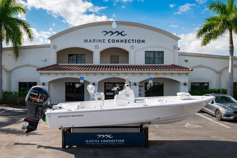 New 2020 Sportsman Tournament 214 SBX Bay Boat boat for sale in West Palm Beach, FL