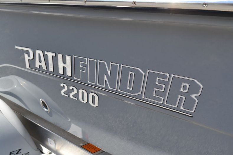 Thumbnail 8 for New 2020 Pathfinder 2200 TRS boat for sale in Fort Lauderdale, FL