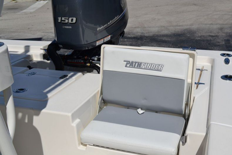 Thumbnail 26 for New 2020 Pathfinder 2200 TRS boat for sale in Fort Lauderdale, FL