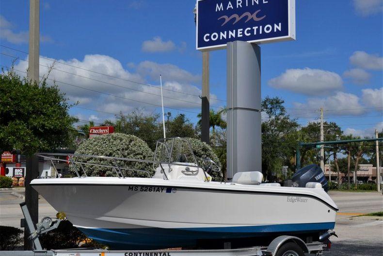 Used 2012 Edgewater 170 CC boat for sale in Vero Beach, FL