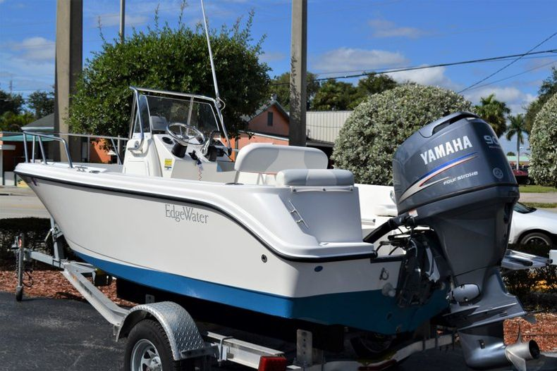 Thumbnail 3 for Used 2012 Edgewater 170 CC boat for sale in Vero Beach, FL