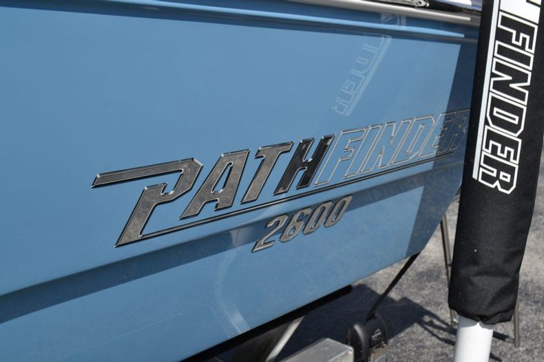 Thumbnail 9 for New 2020 Pathfinder 2600 TRS Bay Boat boat for sale in Vero Beach, FL