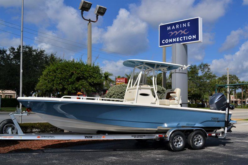 Photo for 2020 Pathfinder 2600 TRS Bay Boat