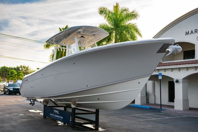 Thumbnail 1 for New 2020 Cobia 301 CC Center Console boat for sale in West Palm Beach, FL