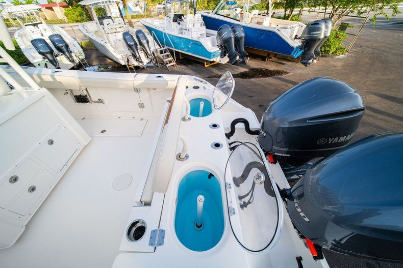 Thumbnail 10 for New 2020 Cobia 301 CC Center Console boat for sale in West Palm Beach, FL