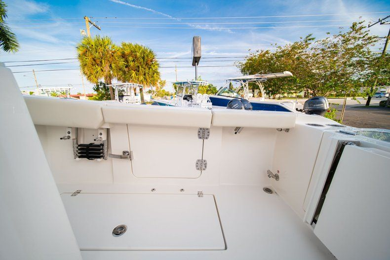 Thumbnail 15 for New 2020 Cobia 301 CC Center Console boat for sale in West Palm Beach, FL
