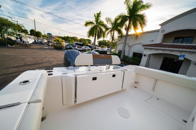 Thumbnail 11 for New 2020 Cobia 301 CC Center Console boat for sale in West Palm Beach, FL