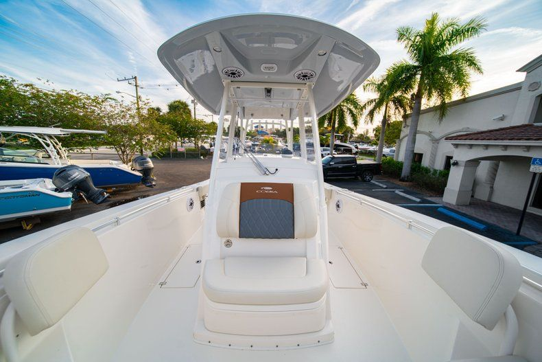 Thumbnail 56 for New 2020 Cobia 301 CC Center Console boat for sale in West Palm Beach, FL