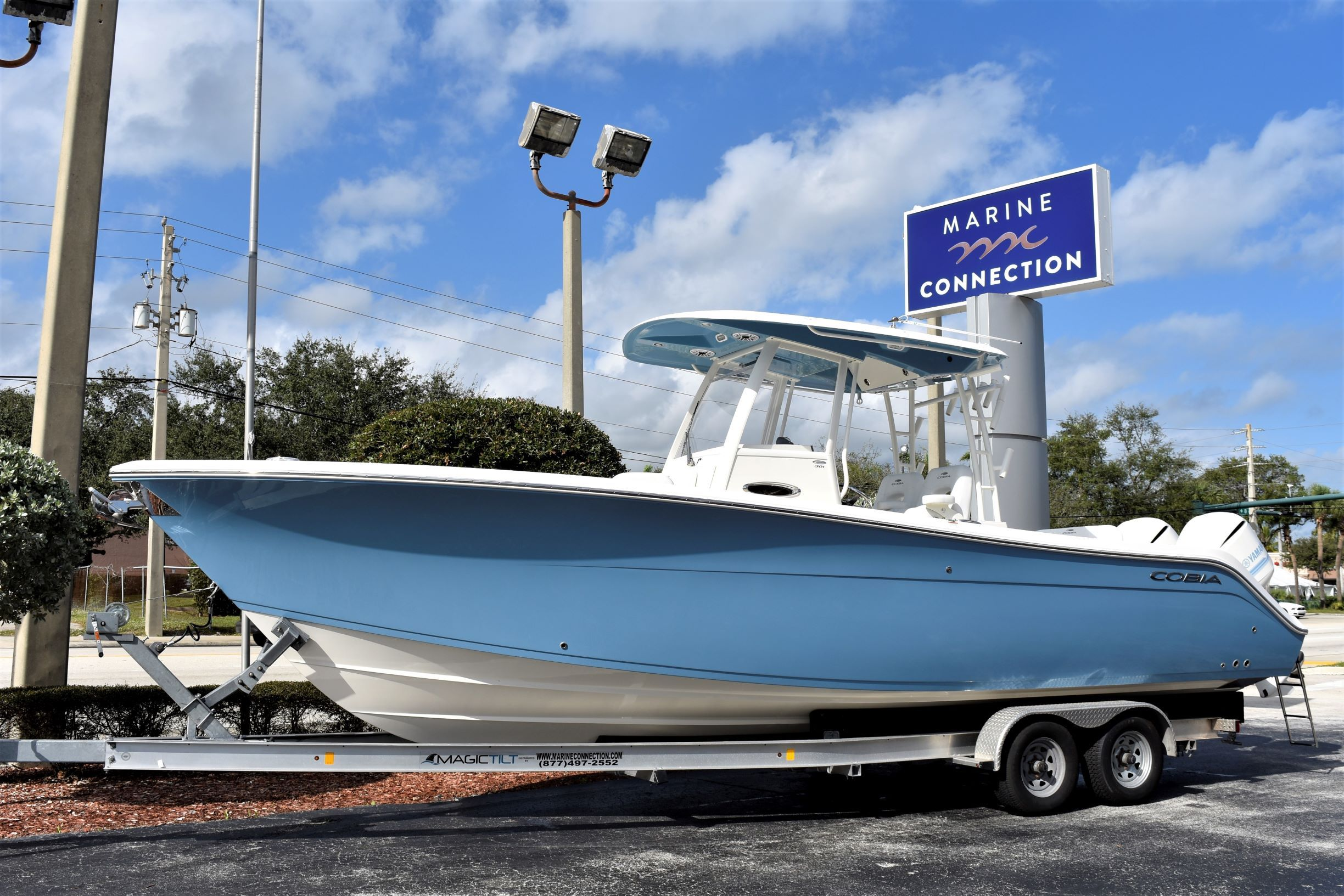 Photo for 2020 Cobia 301 CC Center Console