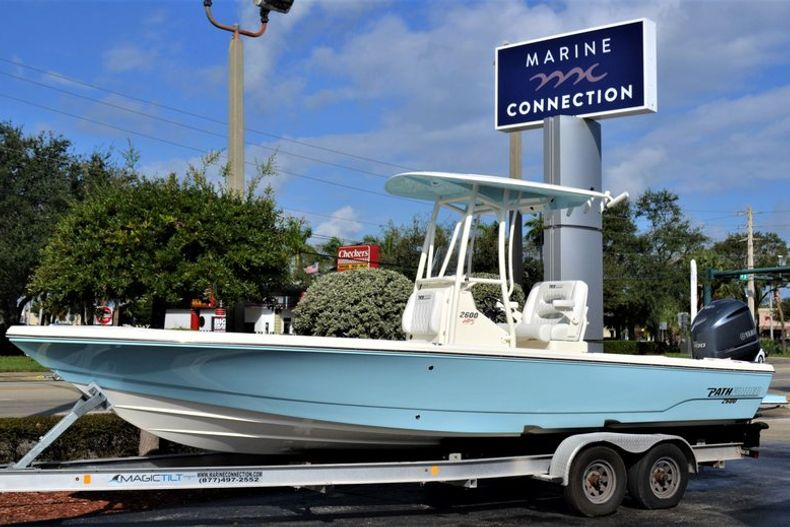 New 2020 Pathfinder 2600 HPS Bay Boat boat for sale in Fort Lauderdale, FL