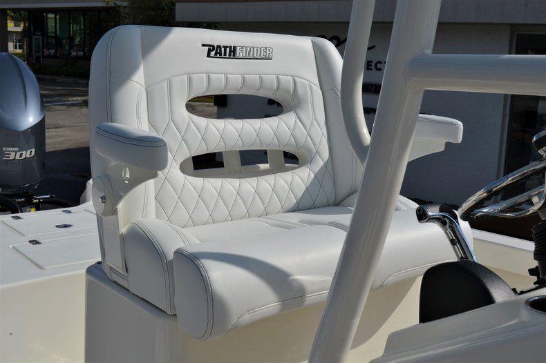 Thumbnail 22 for New 2020 Pathfinder 2600 HPS Bay Boat boat for sale in Fort Lauderdale, FL