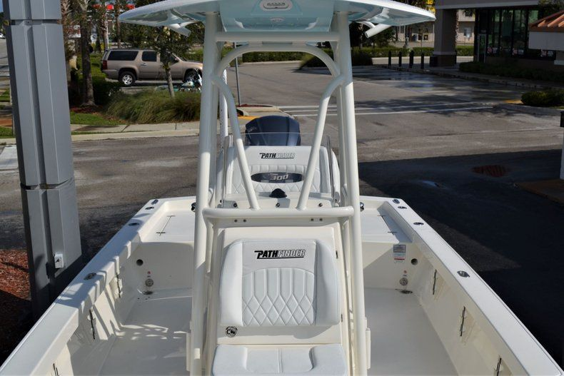 Thumbnail 18 for New 2020 Pathfinder 2600 HPS Bay Boat boat for sale in Fort Lauderdale, FL