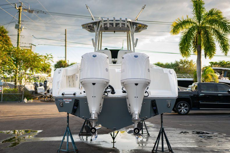 Thumbnail 2 for New 2020 Cobia 320 CC Center Console boat for sale in West Palm Beach, FL