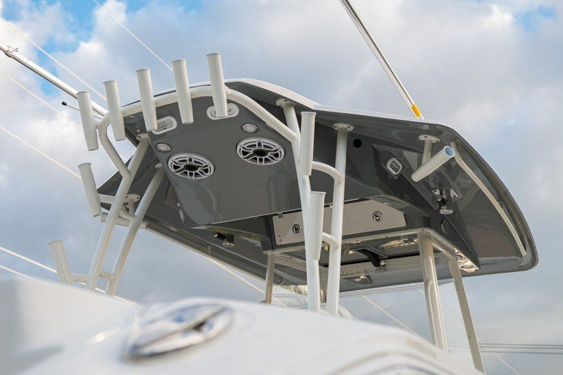 Thumbnail 9 for New 2020 Cobia 320 CC Center Console boat for sale in West Palm Beach, FL